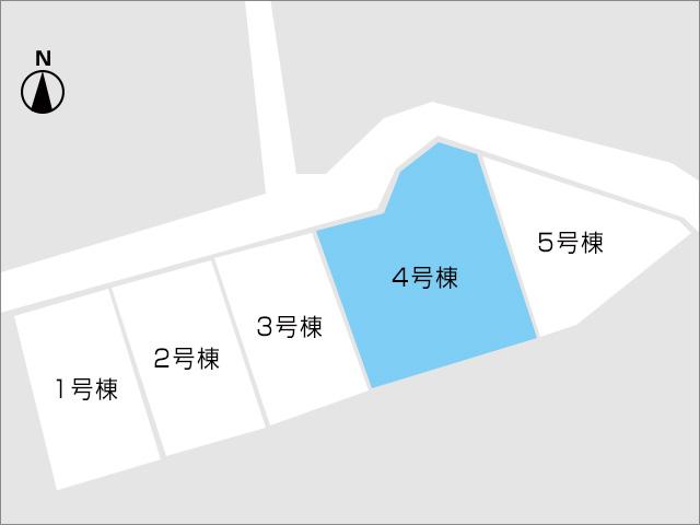 建築条件無し!ハウスメーカー選べます!北九州市小倉南区蜷田若園|280㎡以上の土地!期間限定の土地売物件!