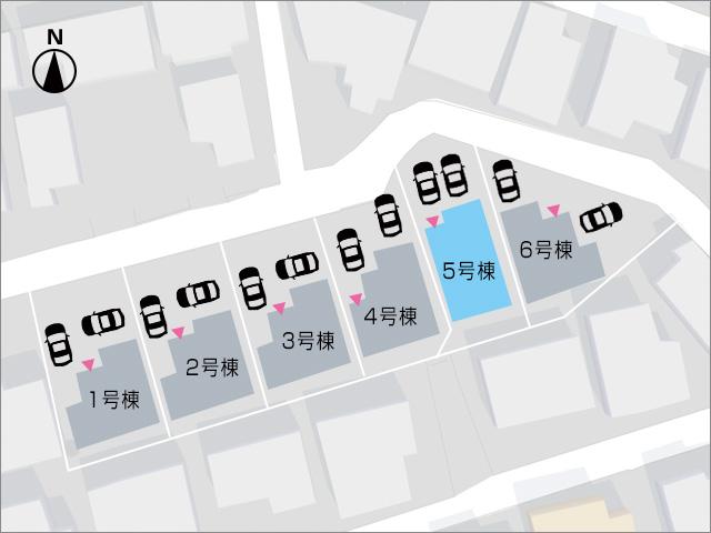 なんと広々17帖のリビングです!北九州市小倉南区蜷田若園|7帖以上の洋室がなんと2部屋!