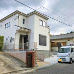 駐車場はL字停めで2台分あり北九州市小倉北区皿山町 部屋も広く、収納もいっぱいで生活空間にゆとり有り!