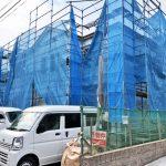 外観北九州市小倉南区朽網西|駐車場は3台以上!17帖リビングに広々個室