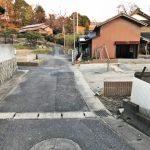 外観北九州市小倉南区中吉田|キッチンは玄関そばで買い出し後に便利