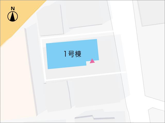 駐車場は3台分あり、来客用スペースとしても!北九州市小倉北区貴船町|駐車場3台分でリビングは17帖あります