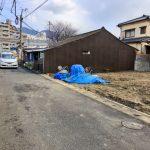 外観北九州市小倉南区八幡町|ウォークインクローゼットつきの9帖寝室