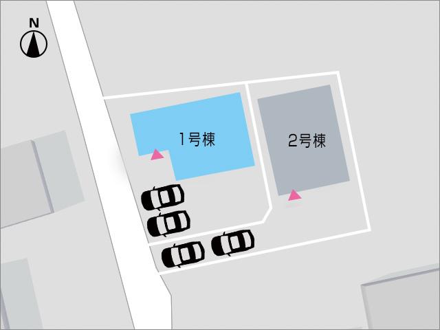 北九州市小倉南区中曽根|17帖以上のリビングで広々とした間取りです!