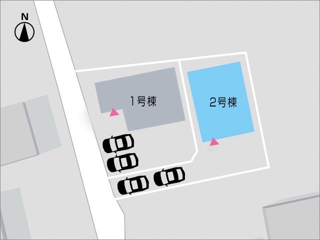 北九州市小倉南区中曽根|広々とした専用庭とバルコニーです!