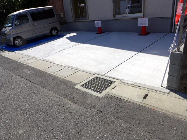 前面2台駐車可能!軽なら4台可です北九州市小倉南区横代北町|閑静な平地の住宅地です!
