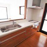 キッチン北九州市小倉南区上貫|洋風の可愛い和室♪