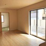 リビング北九州市小倉北区大畠|豊富な収納スペースで部屋が広々使えます!