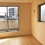 洋室北九州市小倉北区大畠|豊富な収納スペースで部屋が広々使えます!