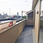 ベランダ北九州市小倉北区大畠|豊富な収納スペースで部屋が広々使えます!