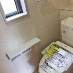 トイレ北九州市小倉北区大畠|豊富な収納スペースで部屋が広々使えます!