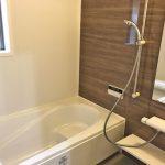 バスルーム北九州市小倉北区大畠|豊富な収納スペースで部屋が広々使えます!