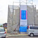 外観北九州市小倉南区湯川|広々18帖のリビングにテラス付き