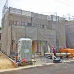 外観北九州市小倉南区湯川|大きな玄関収納は大きな荷物も置けます