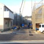 外観北九州市小倉南区中吉田|リビングに襖なしのタタミコーナーあり
