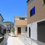 外観北九州市若松区東二島|若松ボートレースに歩いて行ける