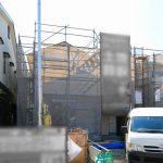 外観北九州市若松区桜町|約4帖分の収納・クローゼットなどがついている