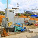 外観北九州市八幡西区美吉野町|グランモール裏の住宅街です