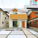 前面2台駐車可能です!北九州市八幡西区三ヶ森|便利なスーパー近隣の土地!買い物もらくに。