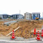 外観北九州市小倉南区南方 日当たり抜群の人気の角地です