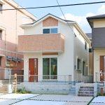 ベランダ側には建物はなく日当り良好!北九州市小倉北区須賀町|1階リビングのみでスッキリした間取り😁