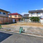 外観北九州市門司区吉志|玄関収納があり下駄箱がいっぱいにならない