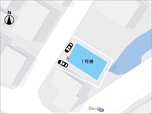 区画図北九州市小倉南区長尾|キッチンからリビングの様子を見ながら料理