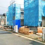 外観行橋市西泉|ベッドルーム10帖分・WICつき!駐車場三台分!