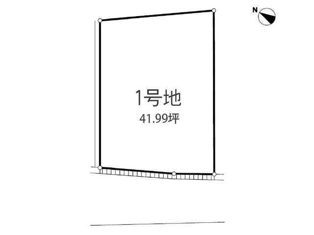 区画図北九州市八幡西区丸尾町|お好きなハウスメーカーで建築できます!
