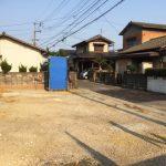 外観北九州市小倉南区湯川新町|キッチンから様子を見ながら料理!