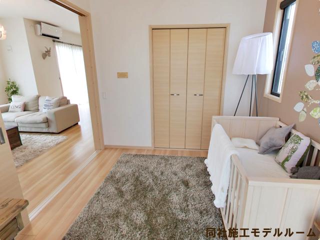 同社モデルルーム北九州市小倉南区中曽根|生活に便利な曽根エリアです