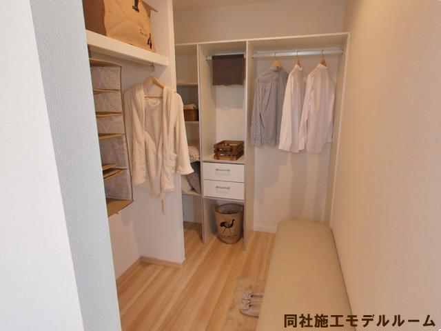 同社モデルルーム北九州市若松区宮丸|9帖以上のベッドルームあり