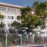 石峯中学校