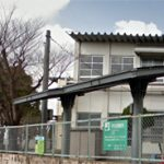 上津役中学校