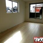 洋室🔻値下げ🔻福岡県北九州市小倉南区北方【1号棟】2階洋室仕切りドアあり❗❗収納たっぷり🌟