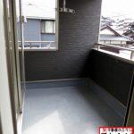 バルコニー🔻値下げ🔻福岡県北九州市小倉南区北方【1号棟】2階洋室仕切りドアあり❗❗収納たっぷり🌟